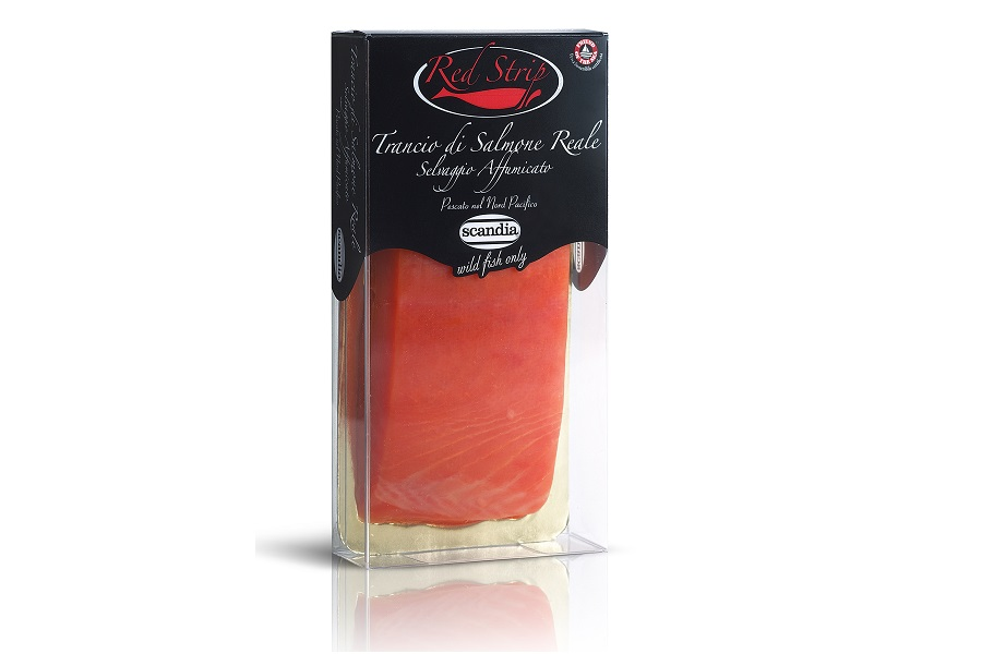 Salmone Reale Selvaggio Red King - Red Strip